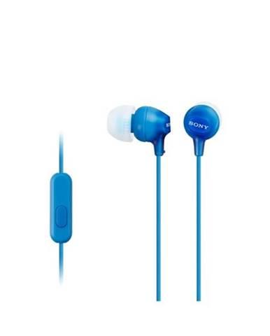 Slúchadlá Sony Mdrex15apli.CE7 modrá