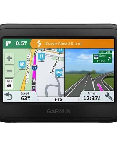 Navigačný systém GPS Garmin zümo 396 čierny