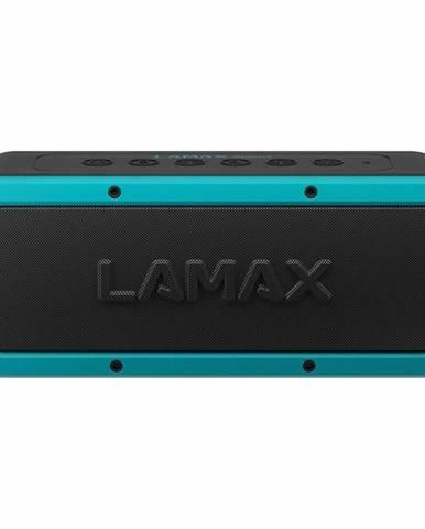 Prenosný reproduktor Lamax Storm1 čierny/tyrkysov