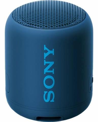 Prenosný reproduktor Sony SRS-XB12 modr