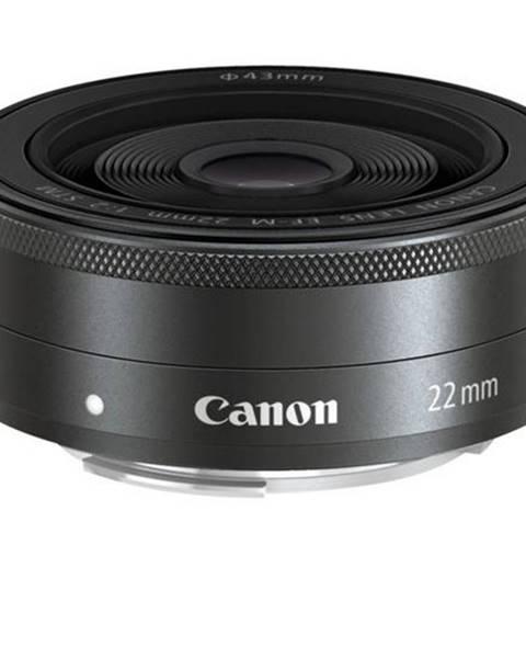 Canon Objektív Canon EF-M 22 mm f/2.0 STM