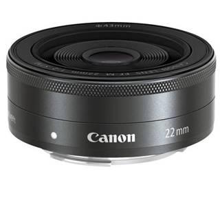 Objektív Canon EF-M 22 mm f/2.0 STM