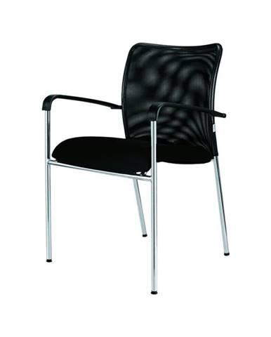 Konferenčná stolička TNT 14 čierna