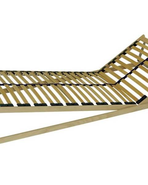 Sconto Polohovací lamelový rošt DOUBLE HN T5 80x200 cm