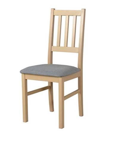 Jedálenská stolička BOLS dub sonoma