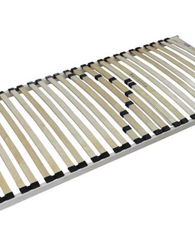 Pevný lamelový rošt SINGLE T5 90x200 cm