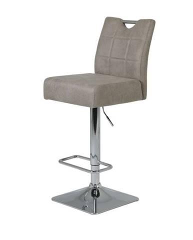 Barová stolička DENISE H vintage béžová