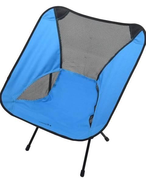 Cattara CATTARA FOLDI MAX II skladacia kempingová stolička modrá