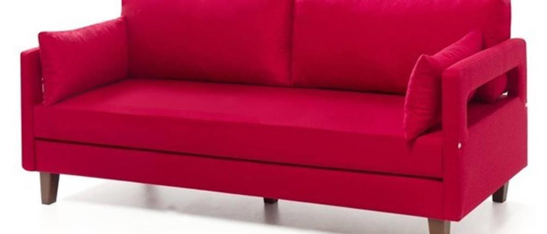 Pohovka COMFORT červená